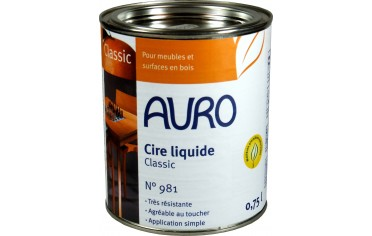 Cire liquide 981 2,5L