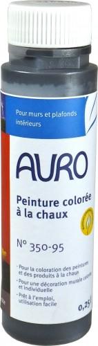 Peinture colorée à la chaux Auro 350