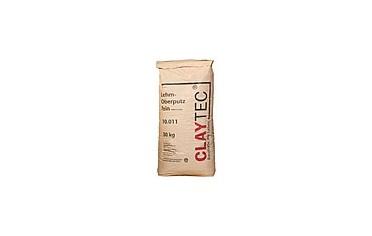 Claytec - Enduit très fin - Terre (sac de 30 kg)