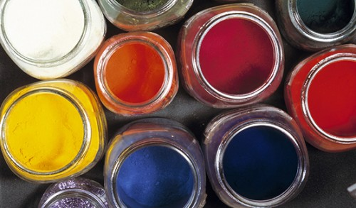 Pigments et additifs