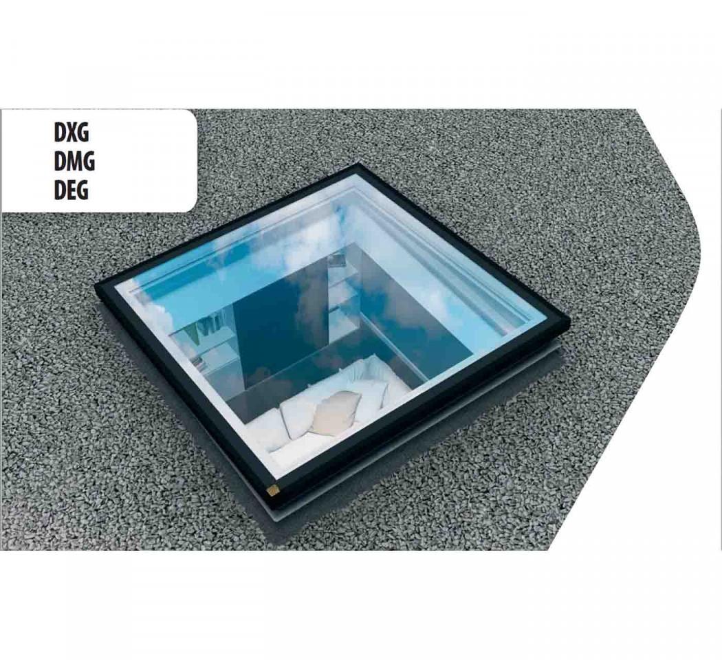 fen tre pour toit plat fakro. Black Bedroom Furniture Sets. Home Design Ideas